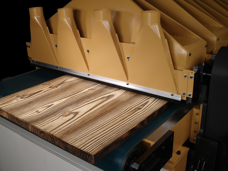 Hand Scraping Machine - KER CHENG BRUSH CO , LTD