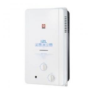 Sakura櫻花牌- GH1235 12L屋外型熱水器