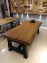 原木桌板安裝 (7)