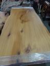 原木桌板施工 (2)