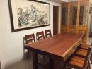 原木桌擺放案例