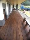 室外木地板施工工程 (1)