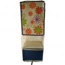 花紋系列4格掛袋