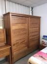 嘉義原木實木衣櫃