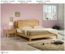 白橡木床組 (1)