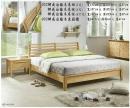 白橡木床組 (2)