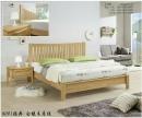 白橡木床組 (3)