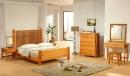 原木房間床組