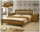 經典原木床組