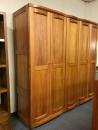 實木衣櫃組