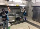 高雄學校廚房清潔打掃 (2)
