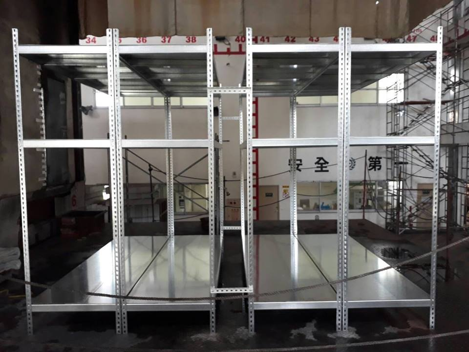 長榮大學~火載量實驗免螺絲鍍鋅角鋼架+鍍鋅鋼板 (3).jpg