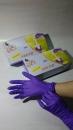 NBR無粉手套-食品加工用手套不分左右手農漁業實驗室手套汽車修配廠手套 尺寸(S M L)