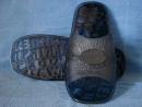 鱷魚紋室內,浴室拖鞋