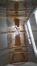 清洗水塔前