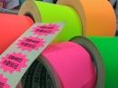 各式材質貼紙