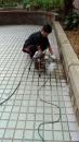 住家排水管阻塞,通水管中