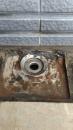 頂樓陽台排水管汙泥阻塞