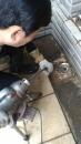 電動通頂樓陽台排水管