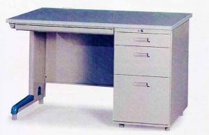 辦公桌-1(單邊三抽屜)