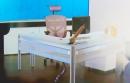 主管桌-3(鋼木美耐板)