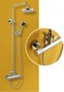 型號:HL2000-32品名:圓形淋浴恆溫大花灑