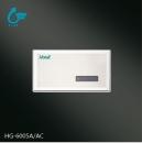 型號HG6005AAC  品名:長方形隱藏沖水器
