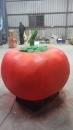 放大版番茄保麗龍道具