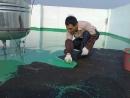 屋頂pu防水施工