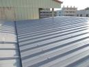 屋頂浪板施工工程