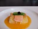鮭魚起司玉子蒸