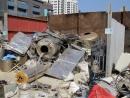 高雄水塔廢鐵下角料回收