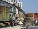 高雄廢鐵回收