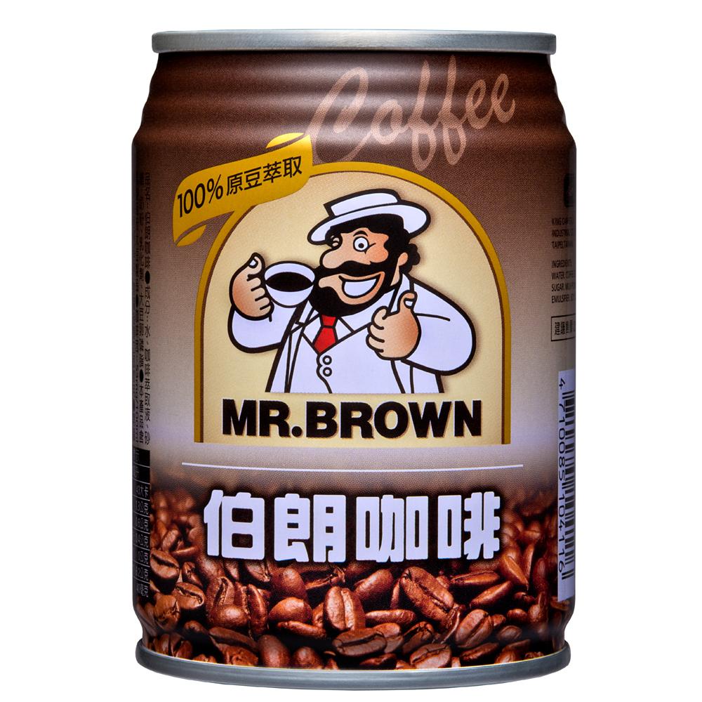 伯朗咖啡240ml