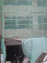 舊屋翻修-民權路外牆拉皮施工中