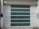 舊屋整修翻新-鍍鋁鋅快速捲門安裝規劃