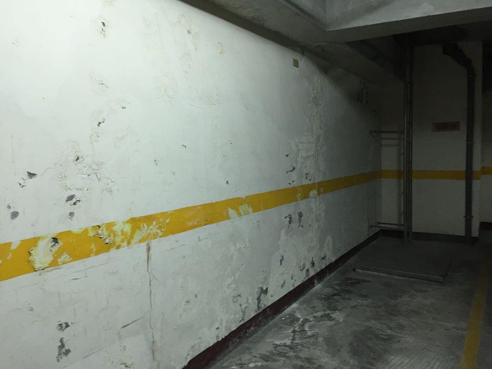 中正區地下室停車場防水工程,鴻貿防水工程,鴻貿室內裝修