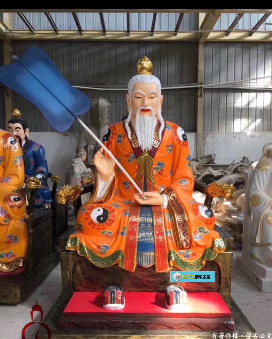 佛像-樹脂 (4)