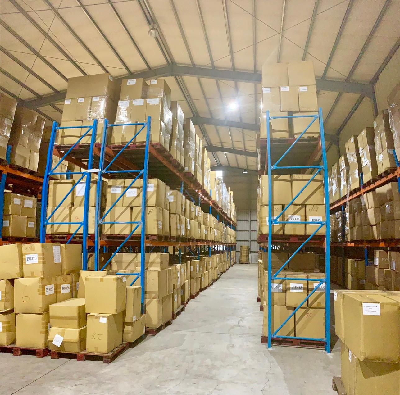 睿喆新物流股份有限公司 RuiZhe logistics co. ltd