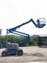 15米自行式曲臂型作業車