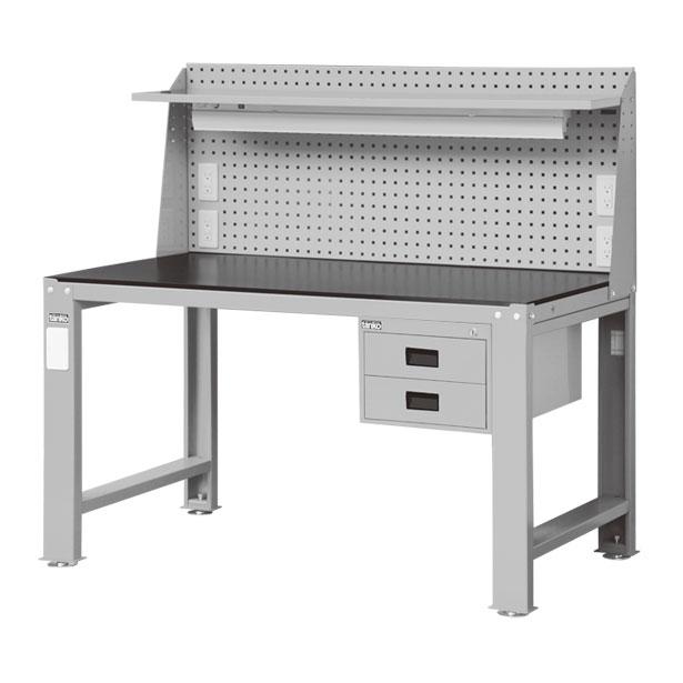 WD-5802P6 鋼製工作桌/標準型吊櫃