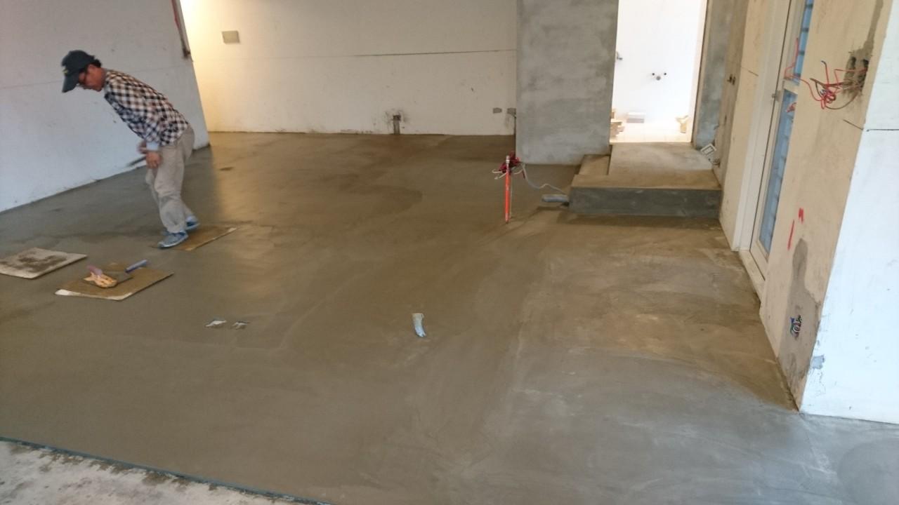 各式泥作砌磚室內泥作隔間,地坪粉光泥作工程案例247