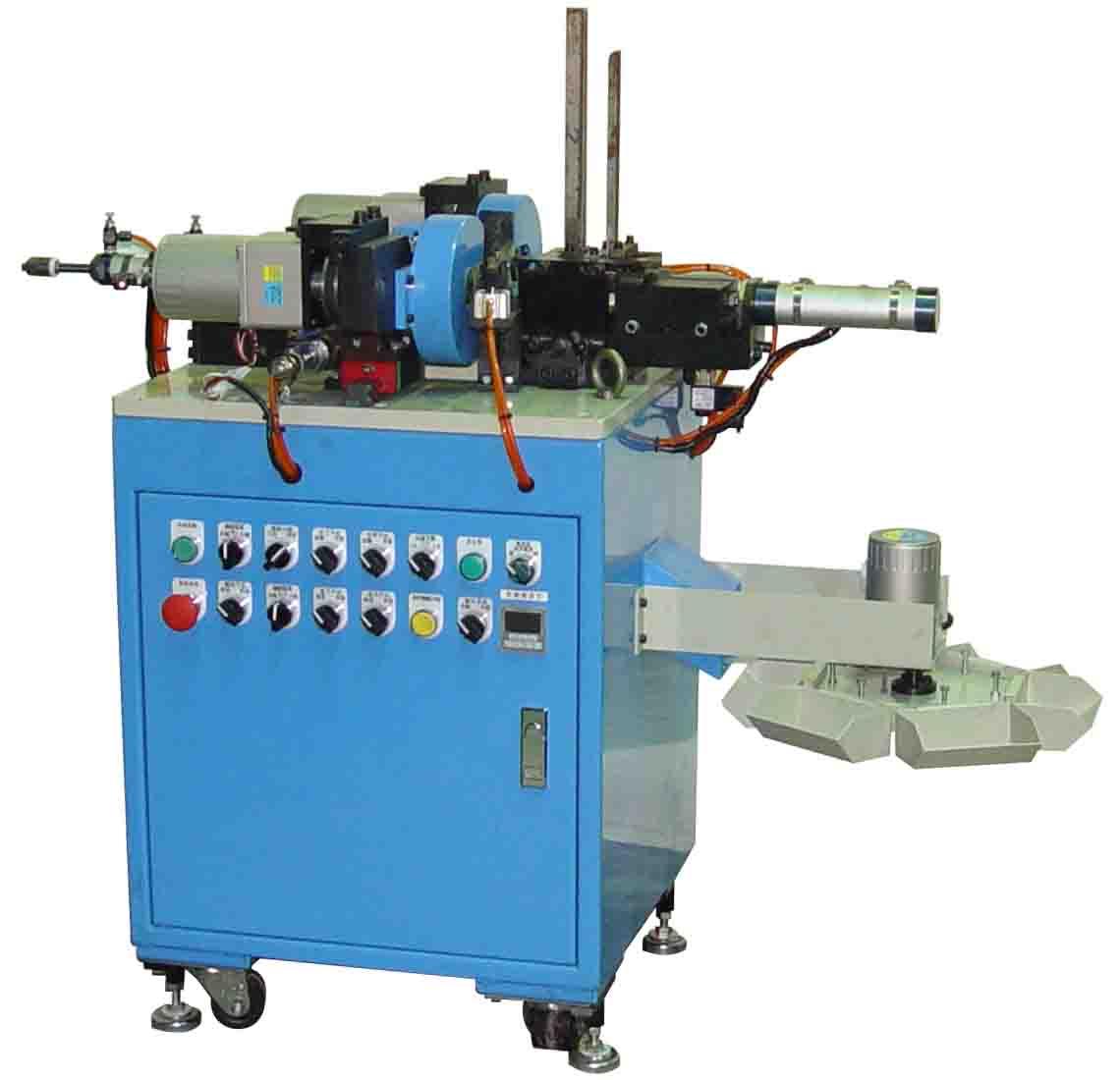 CM-140B鎖匙刮毛邊機 (含收料組) Key Scraping Coarse Of The Edge Machine