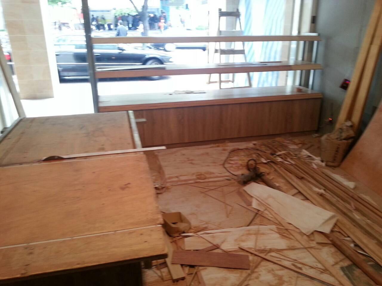 木工裝修施工 (4)