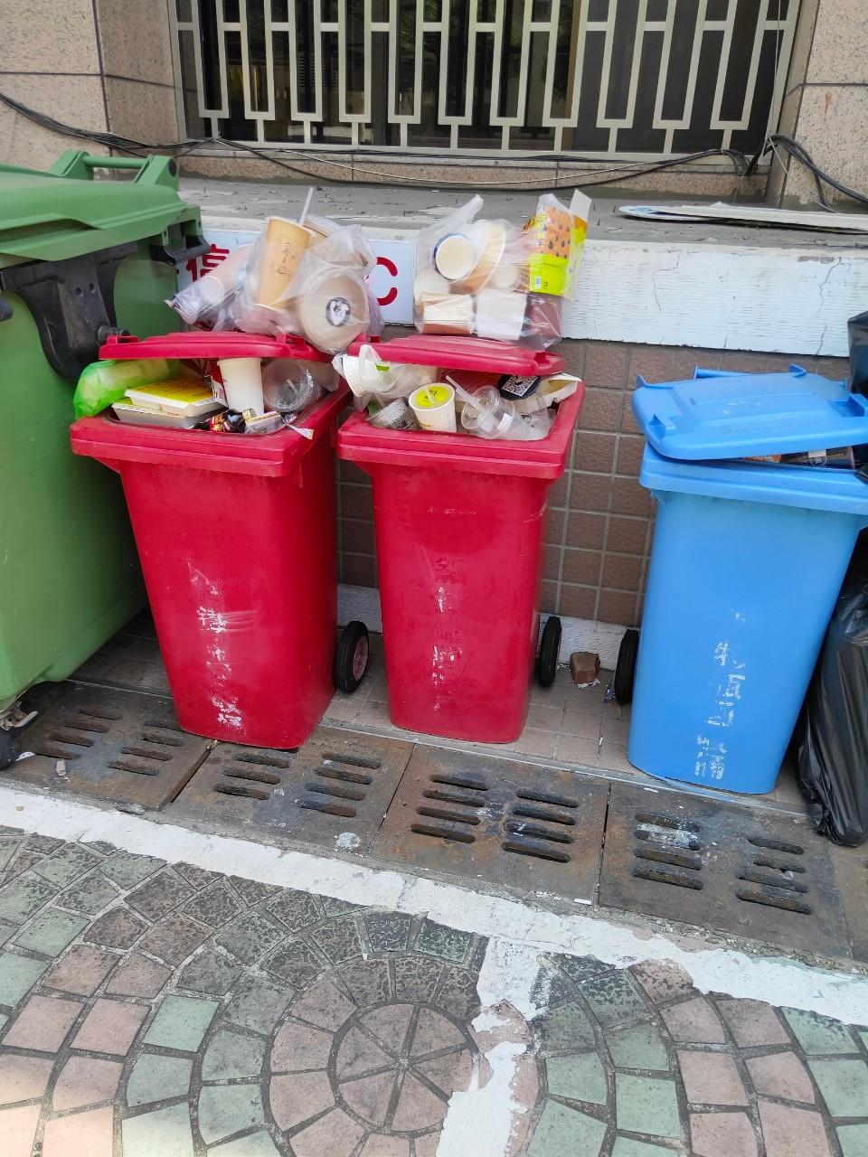 辦公大樓垃圾清運 (3)