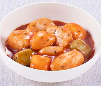 蕃茄燉雞肉