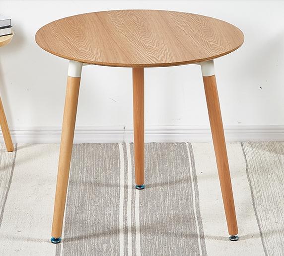 《Chair Empire》北歐小家庭餐桌/伊姆斯餐桌/休閒圓桌/陽台桌/餐桌/圓桌/復刻版/洽談桌/白/黑