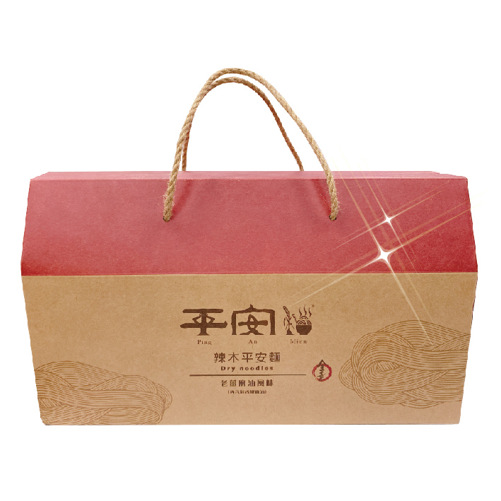 辣木麵8入禮盒-MORINGA Dry Noodles 8 pcs/box