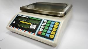 NPS-15A 電子郵資秤(15KG/1G)配合106年08月郵資新費