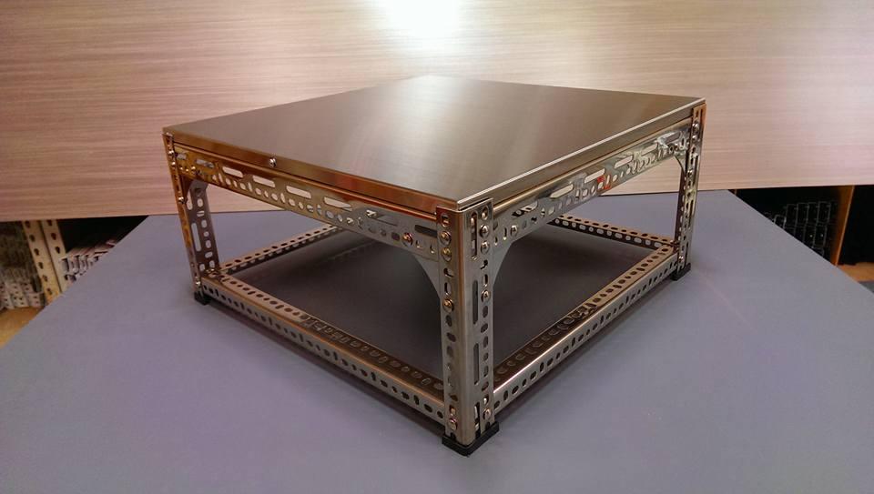 STH不鏽鋼墊高角鋼架